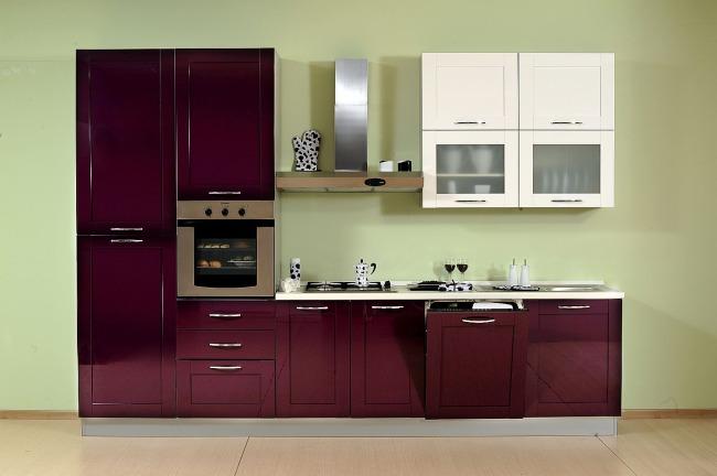 Προσφορα Επιπλα Κουζινας Netcucine με ηλεκτρικες συσκευες Σχεδιο Z