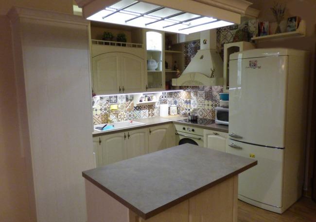 Κουζίνα Ημιμασίφ Decape Midacharme 5.490€
