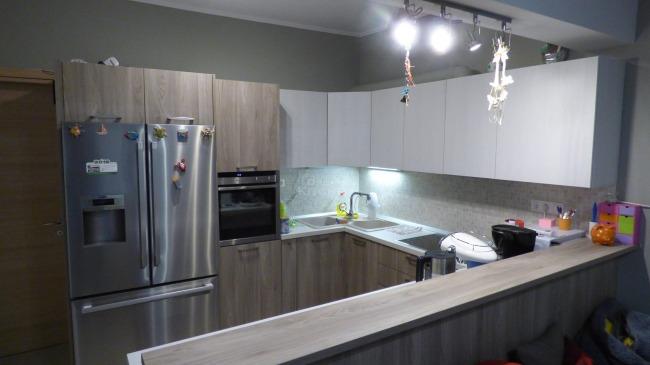 Κουζίνα Βακελίτη και πόρτες Laminate 4.700€