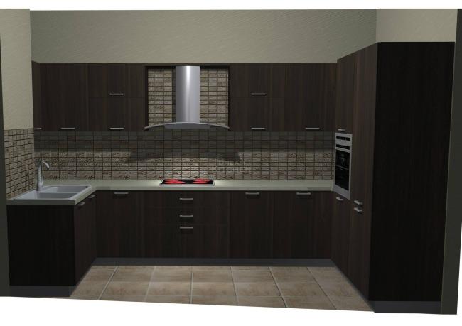 Σχέδιο Κουζίνας Βακελίτη Fiamma 3.600€