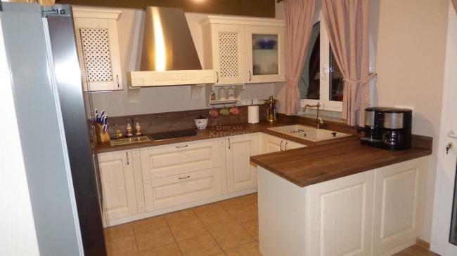 Ανακαίνιση κουζίνας Ηλιούπολη 5800€