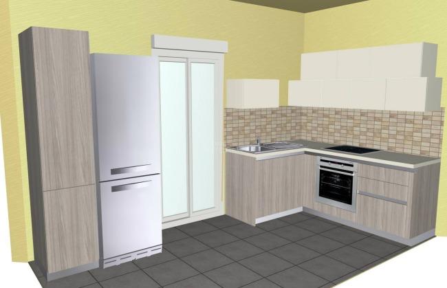 Σχέδιο Κουζίνας Βακελίτη και Λάκα 2.583€
