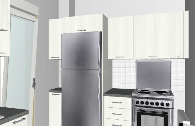 Σχέδιο Κουζίνας Βακελίτη 2580€
