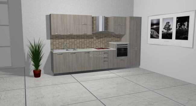 Σχέδιο Κουζίνας Βακελίτη Fiamma 3.300€