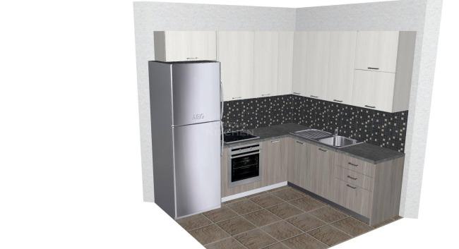 Σχέδιο Κουζίνας Βακελίτη Fiamma 2.091€