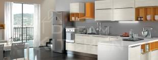 Κουζινα συνθετικής λακας με βακελιτη 5