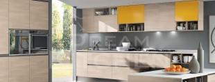 Κουζινα συνθετικής λακας με βακελιτη 6