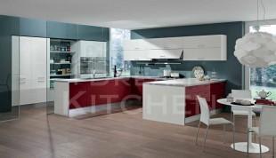 Glossy Κουζίνα Βακελίτη και Λάκα 41-1