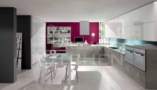 Glossy Κουζίνα Βακελίτη και Λάκα 45-1