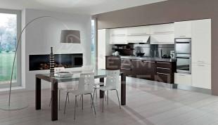 Glossy Κουζίνα Βακελίτη και Λάκα 55-1