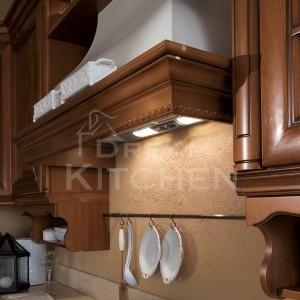 Firenze ημιμασιφ Κουζίνα καρυδιά ημιγυαλιστερή 7