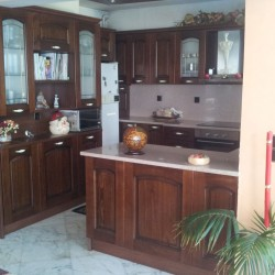 Ninfa μασιφ κουζινα συνθεση ειδικη κατασκευη