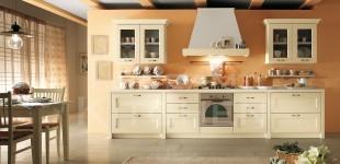 Κουζινα OlimpiaClassica-Avorio
