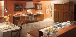 κουζινα OlimpiaClassica-FrassinoScuro
