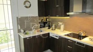 Κουζινα Βακελιτη Καφε σκουρο
