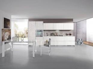 Λευκο Αναγλυφο χρωμα κουζινας