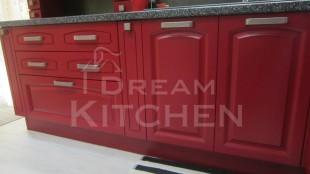 συρταριέρα και ντουλάπια κουζίνας