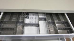 orgaline blum κουταλοθήκη ανοξείδωτο ατσάλι