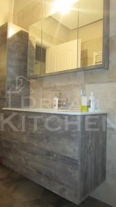 Μπάνιο MDF βακελίτη 940€