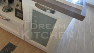 Κουζινα Πολυμερικο σε λευκο χρωματισμο 16