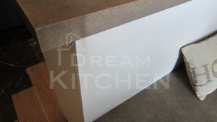 Κουζινα Πολυμερικο σε λευκο χρωματισμο 35