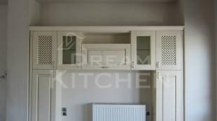Πλήρης επίπλωση κατοικίας κουζινα μασιφ 50