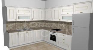 Επιπλα Κουζινας Ξυλο Μασιφ 9