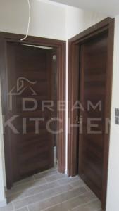 Πλήρης επίπλωση κατοικίας πορτα καπλαμα 5