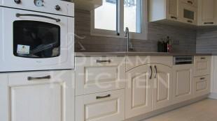 Ανακαινιση Επιπλα Κουζινας Ξυλο Μασιφ 9