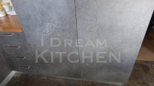 Κουζινα Τσιμεντενια με Μασιφ Παγκο 11