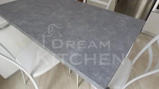 Επιπλα Κουζινας Λευκη Λακα 22mm 15