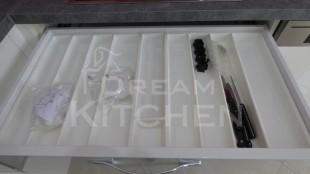 Επιπλα Κουζινας Λευκη Λακα 22mm 19