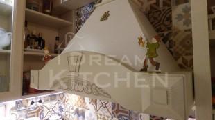 Κουζινα Ημιμασιφ Decape 2