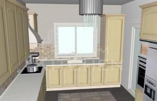 Επιπλα Κουζινας Μασιφ 1