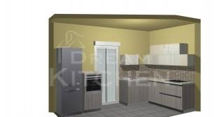 Επιπλα Κουζινας Βακελιτη Λακα 2