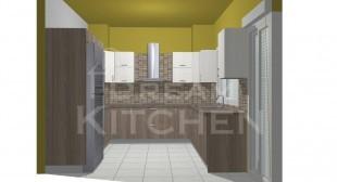 Επιπλα Κουζινας Βακελιτη Καλυμνος 4