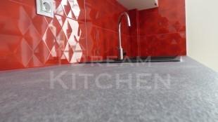 Επιπλα Κουζινας Λευκη Λακα 22mm 5