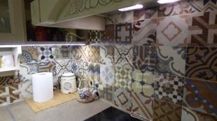 Κουζινα Ημιμασιφ Decape 9