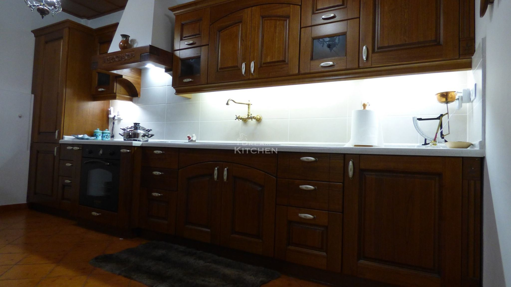 Επιπλα Κουζινας μασίφ Olivia Castagno 12