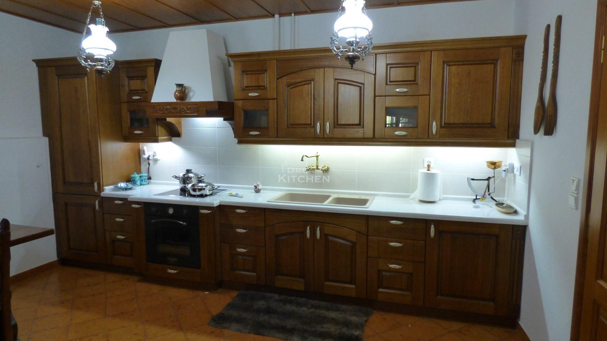 Επιπλα Κουζινας μασίφ Olivia Castagno 2