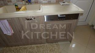 Λεπτομεριες Επιπλα Κουζινας Βακελιτη με Ταμπλα σε καφέ αποχρωση 21
