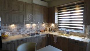 Επιπλα Κουζινας Βακελιτη με Ταμπλα σε καφέ αποχρωση 28
