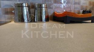 Παγκος Βακελιτη Επιπλα Κουζινας Βακελιτη με Ταμπλα σε καφέ αποχρωση 34