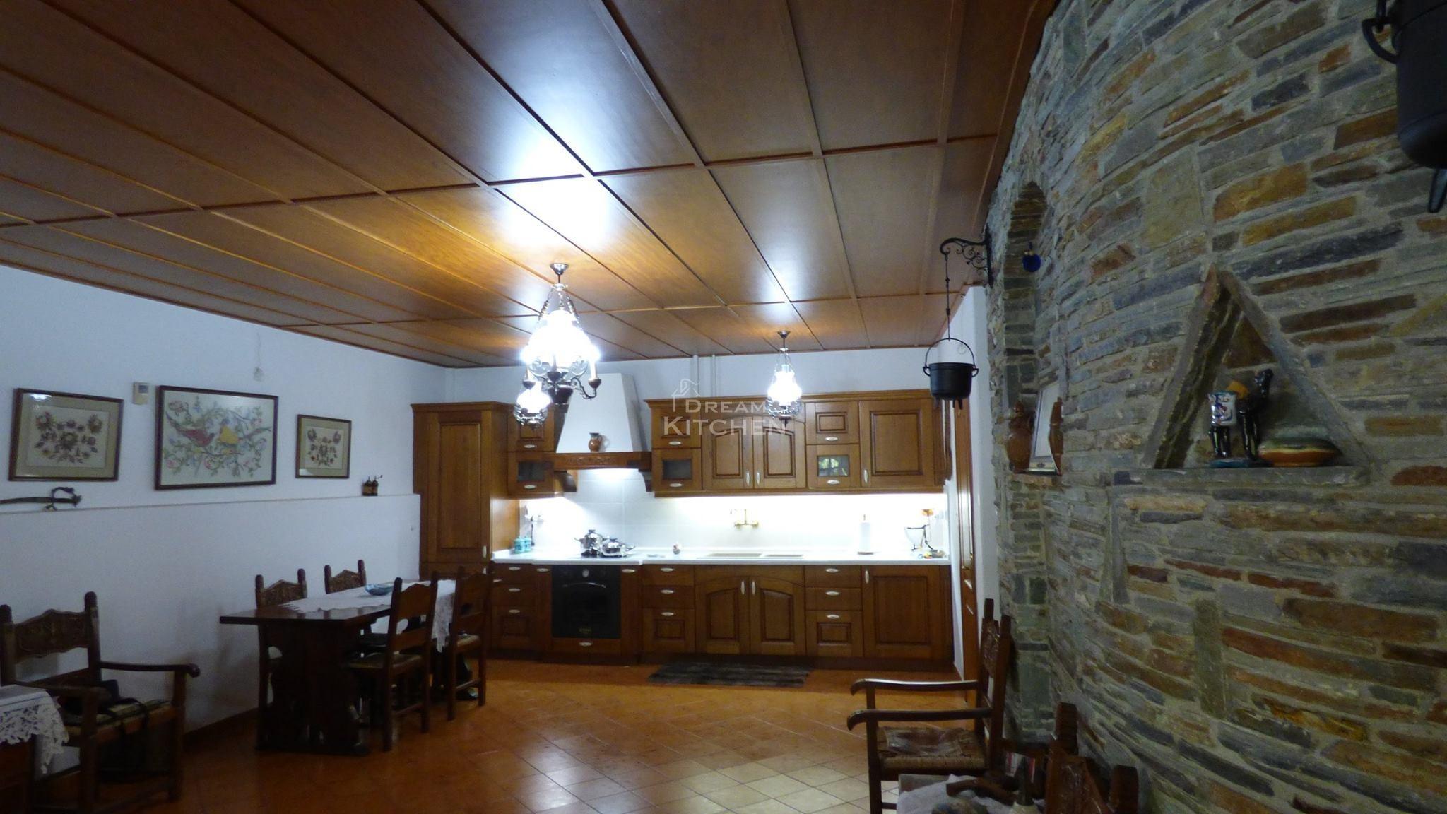 Επιπλα Κουζινας μασίφ Olivia Castagno 4