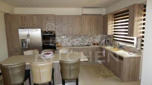 Επιπλα Κουζινας Βακελιτη με Ταμπλα σε καφέ αποχρωση 4