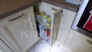 Επιπλα Κουζινας Ημιμασίφ Dream Vaniglia 32