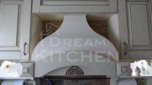 Επιπλα Κουζινας Μασιφ Πατινα Απορροφητηρας 1
