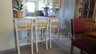 Επιπλα Κουζινας Μασιφ Πατινα Καρεκλες