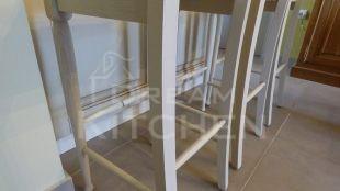 Επιπλα Κουζινας Μασιφ Πατινα Καρεκλες 1