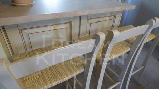 Επιπλα Κουζινας Μασιφ Πατινα Καρεκλες 2